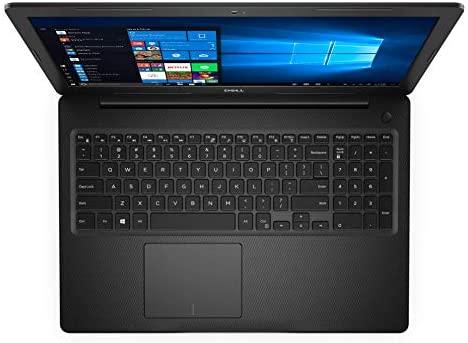 "Dell Inspiron 3000 Series 15.6"" HD Notebook - Intel Celeron 4205U 1.8GHz - 4GB RAM 128GB PCIe SSD - Webcam - Windows 10 Home in S Mode, Black 6"