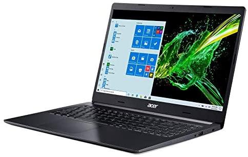 "Acer Aspire 5 A515-55-56VK, 15.6"" Full HD IPS Display, 10th Gen Intel Core i5-1035G1, 8GB DDR4, 256GB NVMe SSD, Intel Wireless WiFi 6 AX201, Fingerprint Reader, Backlit Keyboard, Windows 10 Home 7"
