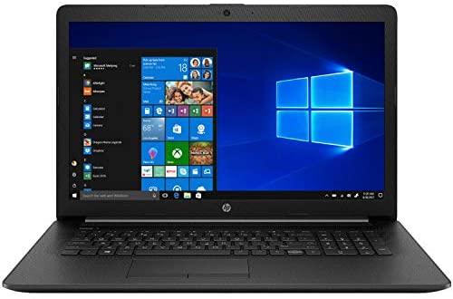 "2021 Newest HP Premium Business Laptop, 17.3"" HD+ Display, AMD Ryzen 5 4500U 6-Core Processor Up to 4.0 GHz (Beats i7-10510U), 16GB RAM, 1TB SSD, DVD-RW, Webcam, HDMI, Black, Win 10 + Oydisen Cloth 9"