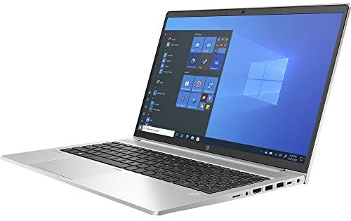 "2021 HP ProBook 450 G8 15.6"" IPS FHD 1080p Enterprise Laptop computer (Intel Quad-Core i5-1135G7 (Beats i7-8565U), 32GB RAM, 1TB PCIe SSD) Backlit, Sort-C, RJ-45, Webcam, Home windows 10 Professional + IST HDMI Cable 5"