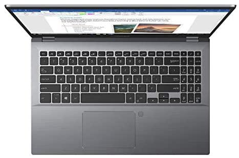"ASUS ExpertBook P3540 Thin and Light Business Laptop, 15.6"" Full HD Display, Intel Core i7-8565U Processor, 512GB PCIe SSD, 16GB RAM, Fingerprint, Wi-Fi 5, TPM 2.0, Windows 10 Pro, Grey, P3540FA-XS74 2"