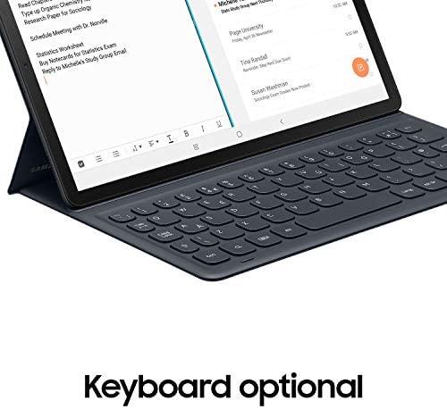 Samsung Galaxy Tab S5e- 128GB, Wifi Tablet- SM-T720NZKLXAR Black 10