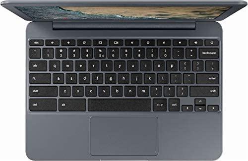 "Samsung Chromebook 3 XE501C13-K01US, Intel Dual-Core Celeron N3060, 11.6"" HD, 2GB DDR3, 16GB eMMC, Night Charcoal 7"