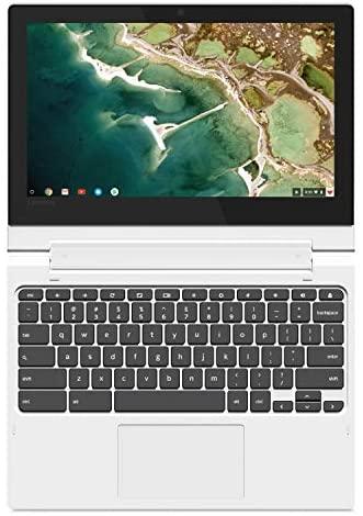 Lenovo Chromebook C330 2-in-1 Convertible Laptop, 11.6-Inch HD (1366 x 768) IPS Display, MediaTek MT8173C Processor, 4GB LPDDR3, 64 GB eMMC, Chrome OS, 81HY0000US, Blizzard White 7