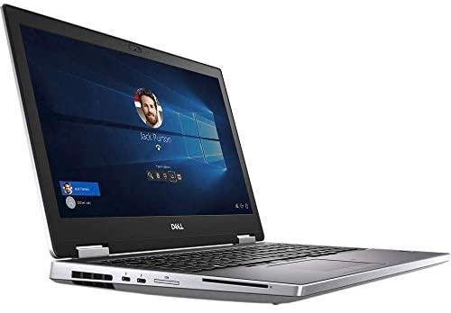 "Dell Precision 7540 15.6"" IPS FHD (1920x1080) Mobile Workstation Business Laptop (Intel 6-Core i7-9850H, Quadro T2000, 32GB DDR4, 1TB SSD) Thunderbolt 3, Mini-DP, RJ-45, Windows 10 Pro 2"