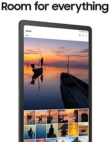 Samsung Galaxy Tab S5e- 128GB, Wifi Tablet- SM-T720NZKLXAR Black 11
