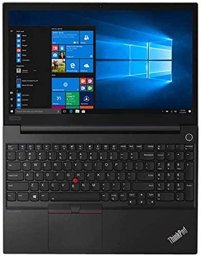 "2020 Lenovo ThinkPad E15 15.6"" FHD Business Laptop Computer, 10th gen Intel i5-10210U (up to 4.20GHz,Beat i7-8550u), 16GB RAM, 512GB SSD, WiFi HDMI Win10 Pro w/Ghost Manta Accessories 5"