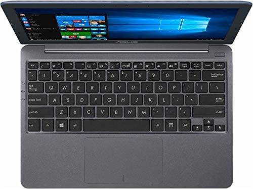"Asus Vivobook E203MA Thin and Lightweight 11.6"" HD Laptop, Intel Celeron N4000 Processor, 4GB RAM, 64GB eMMC Storage, 802.11AC Wi-Fi, HDMI, USB-C, Win 10 7"