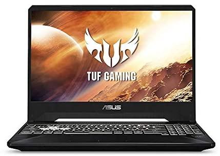 "2021 Asus TUF Gaming FX505 15.6"" FHD 144Hz Laptop Computer, 9th Gen Intel Core i7-9750H, 8GB RAM, 512GB PCIe SSD, RGB Backlit KB, HD webcam, GeForce GTX 1650 GPU, Win 10, Black, 32GB SnowBell USB Card 5"