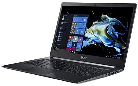 "Acer TravelMate X5 14"" FHD IPS Touchscreen Thin & Light Business Laptop (Intel Core i5-8265U, 8GB DDR4 RAM, 256GB SSD) Type-C, HDMI, Fingerprint Reader, Backlit Keyboard, Windows 10 Pro 3"