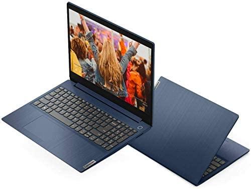 """Lenovo IdeaPad 3 15.6"""" FHD Anti-Glare LED Backlit Laptop, AMD 6-Core Ryzen 5 4500U up to 4.0GHz, 8GB DDR4, 1TB HDD, Webcam, 802.11ac, Bluetooth, HDMI, USB Type-C, Dolby Audio, Windows 10, Abyss Blue 3"""
