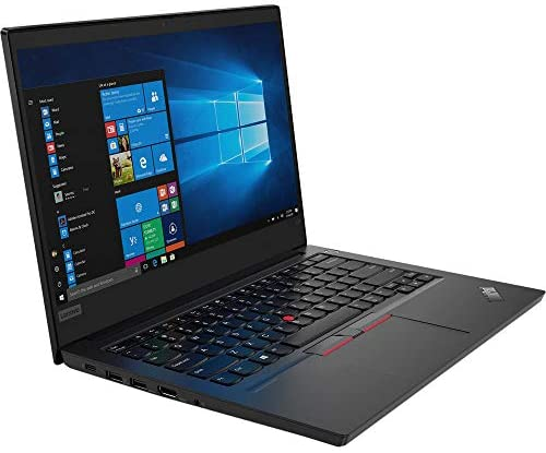 "2020 Lenovo ThinkPad E14 14"" FHD 1080p IPS Business Laptop (Intel 4-Core i5-10210U(Beat i7-8550u), 8GB DDR4 RAM, 256GB SSD PCIe M.2 SSD) Type-C, Webcam, Fingerprint, Windows 10 Pro + IST HDMI Cable 2"