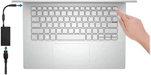 "2020 Dell Inspiron 5402 Laptop 14"" Full HD Screen, 11th Gen Intel Core i3-1115G4 Processor, 8GB RAM, 256GB SSD, Backlit Keyboard, HDMI, Wi-Fi, Webcam, Windows 10 Pro 4"