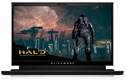 Alienware m15 R4, 15.6 inch FHD Non-Contact Gaming Laptop computer - Intel Core i7-10870H, 16GB DDR4 RAM, 1TB SSD, NVIDIA GeForce RTX 3070 8GB GDDR6, Home windows 10 Dwelling - Lunar Gentle (Newest Mannequin) 9