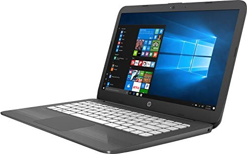 "HP Stream 14-cb012wm, 14"" HD Display, Intel N3060, 4GB RAM, 32GB SDD, Windows 10 Home S Mode, Gray 4"