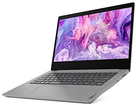 "Lenovo IdeaPad 3 Laptop 10th Gen i5-1035G1, 14"" HD 1080p, 8GB DDR4, 512GB SSD Win 10 Home- Platinum Grey 2"