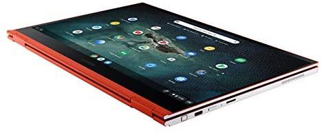 Galaxy Chromebook (256GB Storage, 8GB RAM), Fiesta Red 4