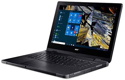 "Acer Enduro N3 EN314-51W-53RR Rugged Laptop, 14"" Full HD IPS, 10th Gen Intel Core i5-10210U, 8GB DDR4, 256GB NVMe SSD, Intel Wireless Wi-Fi 6, Fingerprint Reader, Windows 10 Professional 7"