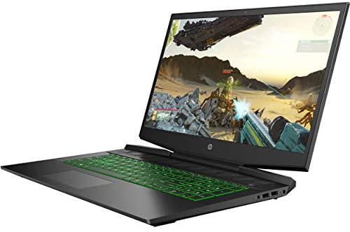 HP Pavilion Gaming 15-Inch Micro-Edge Laptop, Intel Core i5-9300H Processor, NVIDIA GeForce GTX 1650 (4 GB), 8 GB SDRAM, 256 GB SSD, Windows 10 Home (Shadow Black/Acid Green) 2