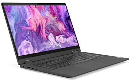 "Lenovo Flex 5 14"" 2-in-1 Laptop, 14.0"" FHD (1920 x 1080) Touch Display, AMD Ryzen 5 4500U Processor, 16GB DDR4, 256GB SSD, AMD Radeon Graphics, Digital Pen Included, Win 10, 81X20005US, Graphite Grey 9"