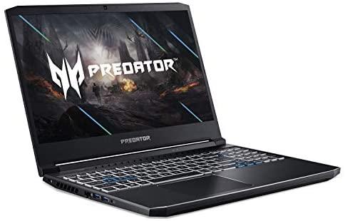 "Acer Predator Helios 300 Gaming Laptop, Intel i7-10750H, NVIDIA GeForce RTX 2060 6GB, 15.6"" Full HD 144Hz 3ms IPS Display, 16GB Dual-Channel DDR4, 512GB NVMe SSD, Wi-Fi 6, RGB Keyboard, PH315-53-72XD 12"