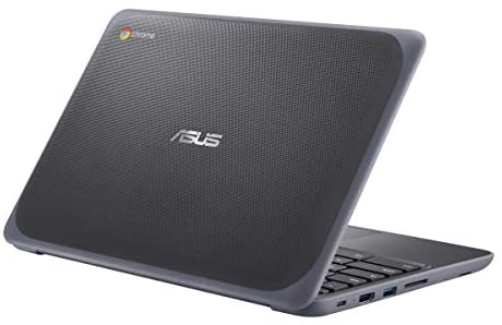 2021 Newest Asus Chromebook 11.6 Inch Laptop, MediaTek MT8173C 2.1GHz, 4GB RAM, 32GB eMMC, WiFi, Bluetooth, Webcam, Chrome OS + NexiGo 32GB MicroSD Card Bundle 6