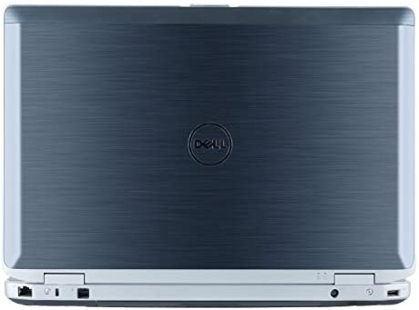 Dell Latitude E6520 15.6 Inch Business Laptop, Intel Core i5-2410M up to 2.9GHz, 8G DDR3, 500G, DVD, WIFI, Bluetooth, VGA, HDMI, Win10 Pro 64 Bit Multi-Language Support English/French/Spanish(Renewed) 4