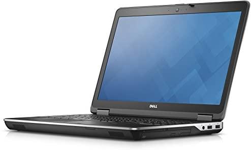 Dell Latitude E6540 15.6in Laptop, Intel Core i7 4600M 2.9Ghz, 16GB DDR3 RAM, 512GB SSD Hard Drive, Full HD 1080p, HDMI, Webcam, DVDRW, Windows 10 Pro x64 (Renewed) 2