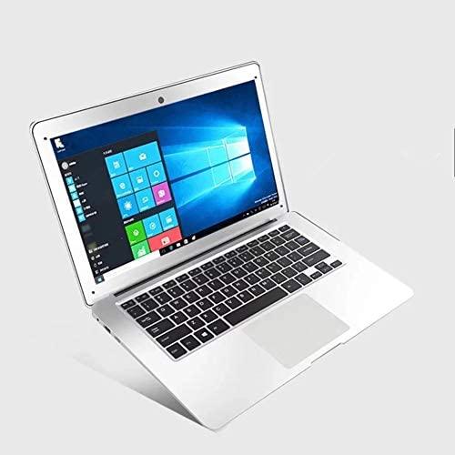 "2019 14"" Laptop - Intel Quad-Core Atom x5 E8000 Processor - 4GB Memory - 64GB Solid State Drive -2PCS 4500mAh Large Capacity Battery Endurance- Ash Silver Keyboard Frame 7"