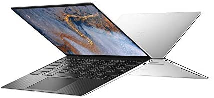 Dell XPS 13 (9310), 13.4- inch UHD+ Touch Laptop - Intel Core i7-1185G7, 32GB 4267MHz LPDDR4x RAM, 2TB SSD, Iris Xe Graphics, Windows 10 Home - Platinum Silver with Black Palmrest (Latest Model) 2