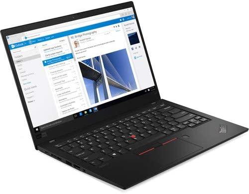 """Lenovo ThinkPad X1 Carbon 20QES8X600, 14"""" Full HD Laptop, i5-8265U, 8GB Ram, 512GB SSD, Win 10 Pro, Black 2"""