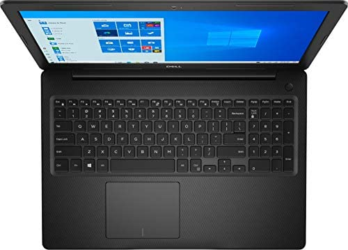 """2021 Newest Dell Inspiron 15 3593 Laptop, 15.6"""" HD Touchscreen, 10th Gen Intel Quad-Core i7-1065G7 Processor up to 3.90 GHz, 16GB RAM, 512GB PCIe NVMe SSD, Wi-Fi, Webcam, Windows 10 S 8"""