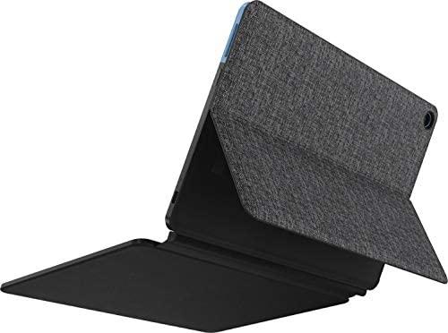2021 Lenovo Chromebook Duet 10.1 Inch FHD 1200P Touchscreen 2-in-1 Laptop computer, 8-Core MediaTek Helio P60T, 4GB RAM, 128GB eMMC, Chrome OS + NexiGo 32GB MicroSD Card Bundle 5