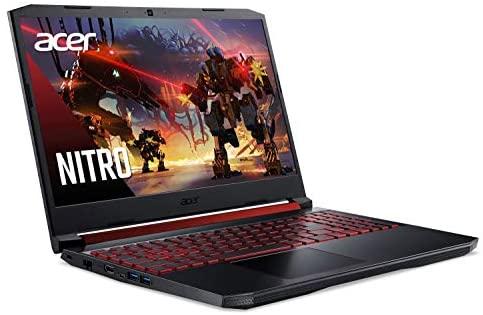 "Acer Nitro 5 Gaming Laptop, 9th Gen Intel Core i5-9300H, NVIDIA GeForce GTX 1650, 15.6"" Full HD IPS Display, 8GB DDR4, 256GB NVMe SSD, Wi-Fi 6, Backlit Keyboard, Alexa Built-in, AN515-54-5812 9"
