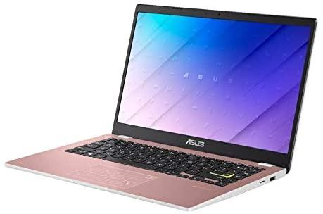 ASUS E410 Intel Celeron N4020 4GB 128GB eMMC 14-inch HD LED Win 10 Laptop (Pink) 2