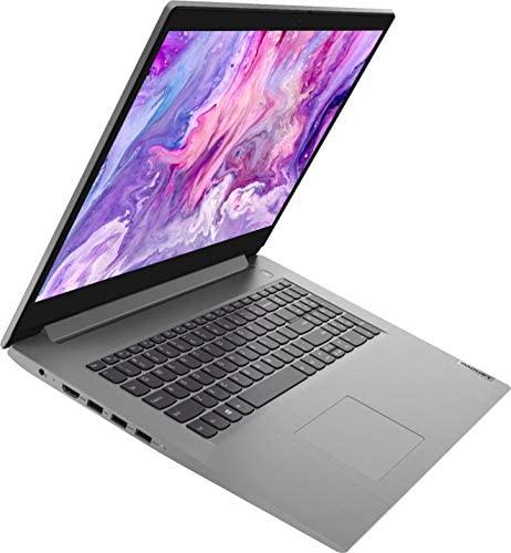 """Lenovo - IdeaPad 3 17"""" Laptop - AMD Ryzen 7 3700U - AMD Radeon Vega 10 - Platinum Grey12GB DDR4 RAM, 128GB PCIE SSD, 1TB HDD, Bundle with Woov Accessories - Windows 10 Home 4"""