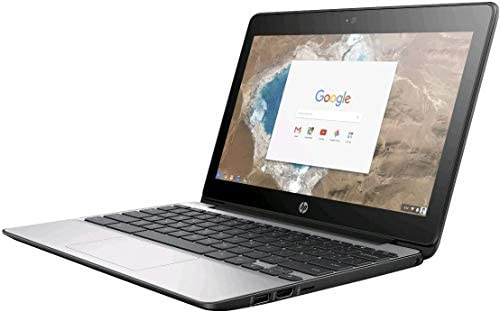HP Chromebook 11 G5 11.6 inches Chromebook - Intel Celeron N3050 Dual-core (2 Core) 1.60 GHz (Renewed) 2