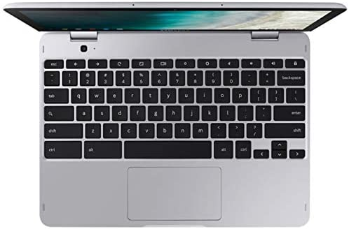 "Samsung Chromebook Plus 12.2"" FHD WUXGA Touchscreen 2-in-1 Laptop Computer, Intel Celeron 3965Y Processor, 4GB RAM, 64GB eMMC, 802.11AC WiFi, Chrome OS, Digital Pen, iPuzzle Type-C HUB + 128GB SD Card 4"