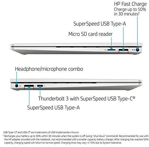 HP Envy 13 Laptop computer, Intel Core i7-1165G7, 8 GB DDR4 RAM, 256 GB SSD Storage, 13.3-inch FHD Touchscreen Show, Home windows 10 House with Fingerprint Reader, Digicam Kill Swap (13-ba1010nr, 2020 Mannequin) 7