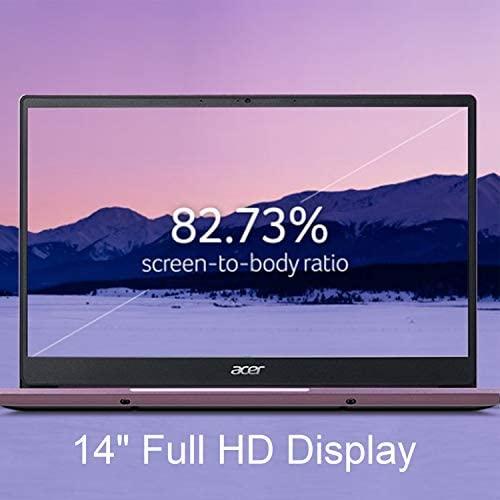 "Acer Swift 3 Thin & Light Laptop, 14"" Full HD IPS, AMD Ryzen 7 4700U Octa-Core Processor with Radeon Graphics, 16GB LPDDR4X, 512GB NVMe SSD, WiFi 6, Backlit KB, Fingerprint Reader, SF314-42-R3U5 6"