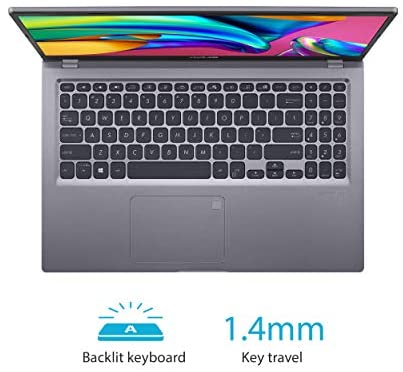"Latest Asus VivoBook 15 F515 15.6"" FHD Skinny and Gentle Laptop computer, tenth Gen Intel Core i3-1005G1, 12GB RAM, 512GB PCIe SSD, Backlit Keyboard, Fingerprint Reader, Home windows 10 + Woov 32GB MicroSD Card 4"