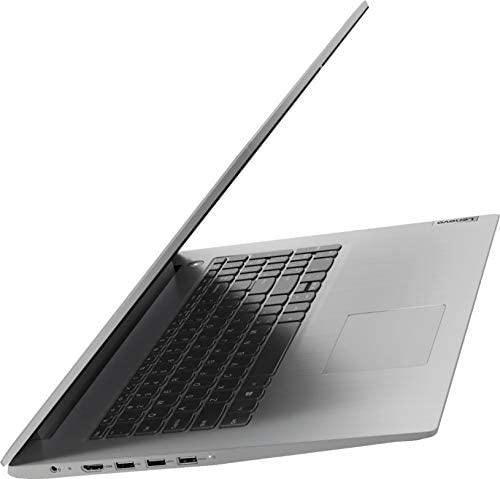 """Lenovo - IdeaPad 3 17"""" Laptop - AMD Ryzen 7 3700U - AMD Radeon Vega 10 - Platinum Grey12GB DDR4 RAM, 128GB PCIE SSD, 1TB HDD, Bundle with Woov Accessories - Windows 10 Home 7"""