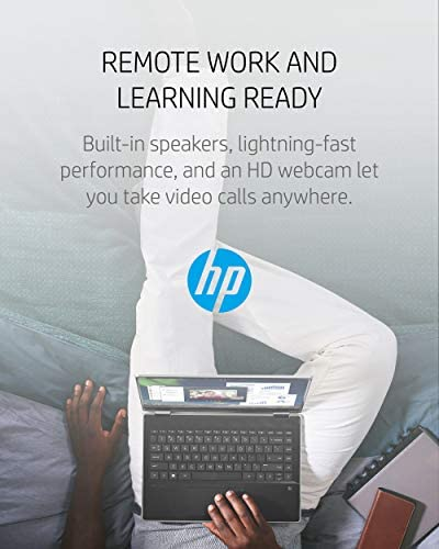 "HP Pavilion x360 14 2-in-1 Laptop, 10th Generation Intel Core i5-10210U Processor, 8 GB Ram, 512 GB SSD Storage, 14"" Full HD Touch Screen, Windows 10 Home, Backlit Keyboard (14-dh1021nr, 2020) 7"