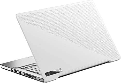 "ASUS ROG Zephyrus G14 14"" VR Ready 120Hz FHD Gaming Laptop,8Core AMD Ryzen 9 4900HS(Beat i7-10750H),16GB RAM,1TB PCIe SSD,Backlight,Wi-Fi 6,USB C,NVIDIA GeForce RTX2060 Max-Q,Win10 (Moonlight White) 4"