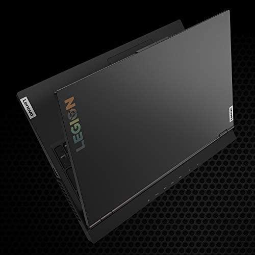 "Lenovo Legion 5 Gaming Laptop, 15.6"" FHD (1920x1080) IPS Screen, AMD Ryzen 7 4800H Processor, 16GB DDR4, 512GB SSD, NVIDIA GTX 1660Ti, Windows 10, 82B1000AUS, Phantom Black 12"