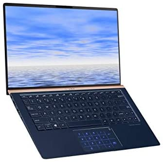 ASUS ZenBook 13 Slim Sturdy Laptop computer 13.3 in FHD Wideview, Intel Core i7-8565U As much as 4.6GHz, 16GB RAM, 512GB PCIe SSD + TPM Safety Chip, Numberpad, Home windows 10 Professional, UX333FA-AB77, Royal Blue (Renewed) 5