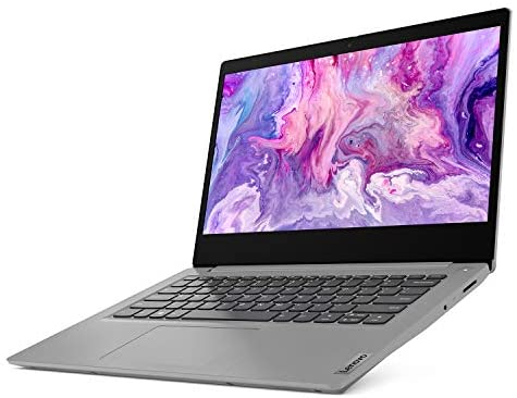 "2021 Newest Lenovo IdeaPad Laptop, 14"" FHD Display, Intel Core i5-1035G1 Quad-Core Processor (Up to 3.6 GHz), 20GB RAM, 512GB PCIe SSD, Webcam, Narrow Bezel, HDMI, Windows 10, Silver + Oydisen Cloth 2"