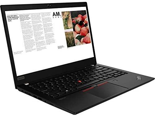 "Lenovo ThinkPad T14 Home and Business Laptop (AMD Ryzen 5 PRO 4650U 6-Core, 16GB RAM, 256GB PCIe SSD, AMD Radeon Graphics, 14.0"" Full HD (1920x1080), Fingerprint, Wifi, Bluetooth, Win 10 Pro) with Hub 3"