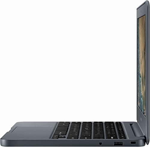 "Samsung Chromebook 3 XE501C13-K01US, Intel Dual-Core Celeron N3060, 11.6"" HD, 2GB DDR3, 16GB eMMC, Night Charcoal 8"