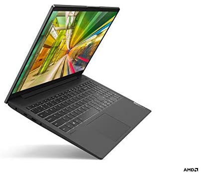 "Lenovo IdeaPad 5 15.6"" Laptop Ryzen 7-4700U 16GB RAM 512GB SSD Graphite Grey - AMD Ryzen 7-4700U Octa-core - 1920 x 1080 Full HD Resolution - AMD Radeon Graphics 4"